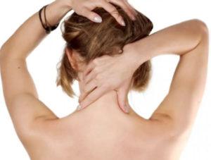 Лимфоузлы при остеохондрозе?