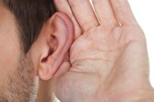 Заложенность ухо при ангине