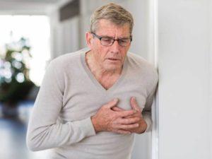 Приступ сердца 2-3 секунды