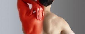 Боль при повороье шеи под лопатку