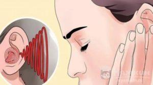 Звон в ушах, ощущение давления и расписания в голове