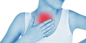 Боль в горле после пневмонии