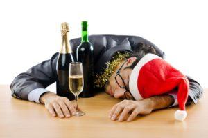 Пьяное состояние длится год
