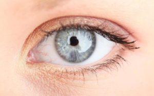 Как отбелить глаза?