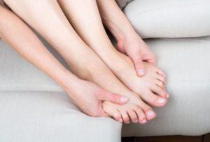 Онемение кожи ног в 37 лет