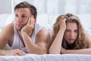 Пропало сексуальное влечение к мужу