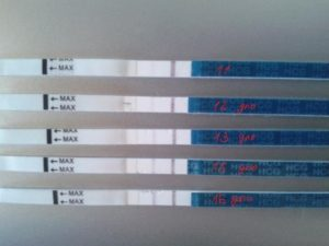 16ДПО, тест Отрицательный
