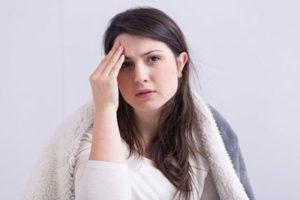 Болит голова от линз