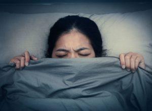 Становится плохо во сне