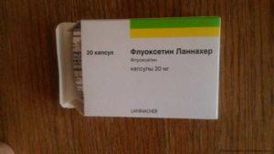 С флуоксетина перейти на амитриптилин