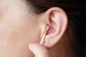 Рана за ухом