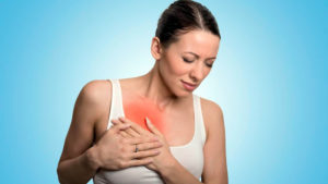 Боли в молочной железе и жанин