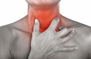 Сильная слабость и боль в горле, что это такое?