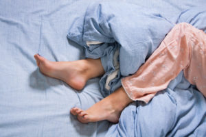 Беспокойство рук и ног