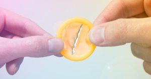 Могла ли сперма вытечеть из презерватива?
