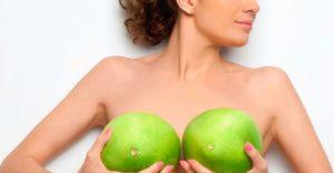 Не растёт одна грудь
