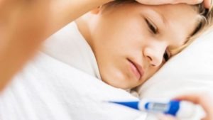 Головные боли, субфебрильная температура у ребенка