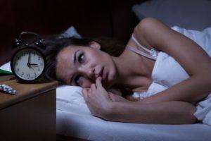 Не могу уснуть и рано просыпаюсь