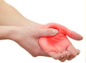 Болят подушечки больших пальцев рук