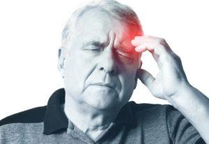 Ишемический инсульт, деменция, галлюцинации