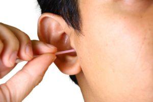 Постоянный писк в левом ухе