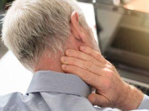 Болит голова при ходьбе