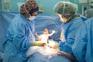 Беременность после кесарева сечения через 1,4 года
