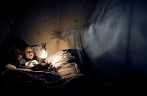 Галлюцинации ночью