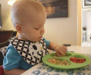 Ребенок в 9 месяцев стал плохо кушать