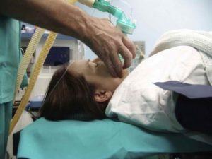 Болит горло после наркоза