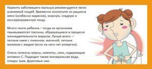 Понос и температура у подростка