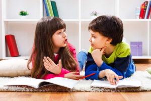 Ребенок 2,8 лет не разговаривает