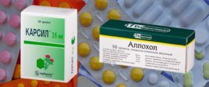Диарея после желчегонных препаратов
