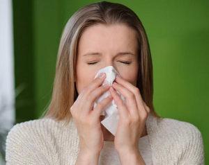 Заложенность носа по утрам у ребенка