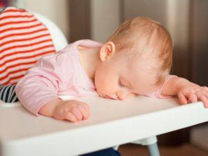 Ребенок плохо спит в 3 года