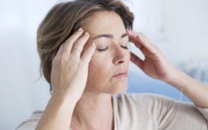 Головокружение и напряжение в теле