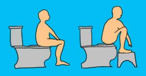 Не хожу в туалет после клизмы 3-й день