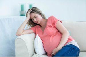 Головокружение после родов