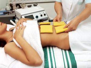 Физиопроцедуры и витамины при миоме матки