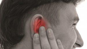 Заложенность уха и пульсация