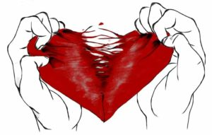 Сердце сжимается