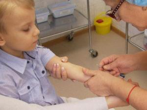 Вакцинация в 9 лет