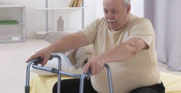 Ожирение и Инвалидность