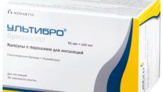 Чем можно заменить препарат Ультибро?