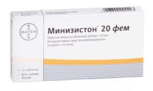 Микрогинон или минизистон, что лучше?