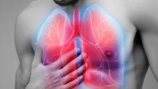 Дискомфорт в легких