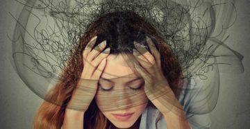 Навязчивые мысли в голове