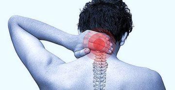 Боль в шее после удара головой