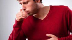 Сухой кашель и потливость по ночам