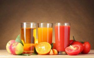 Соки без сахара при похудении